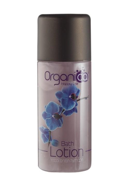 תחליב רחצה טבעי בריח בושם תמרים לוונדר אורגניקה 1 ליטר Organica