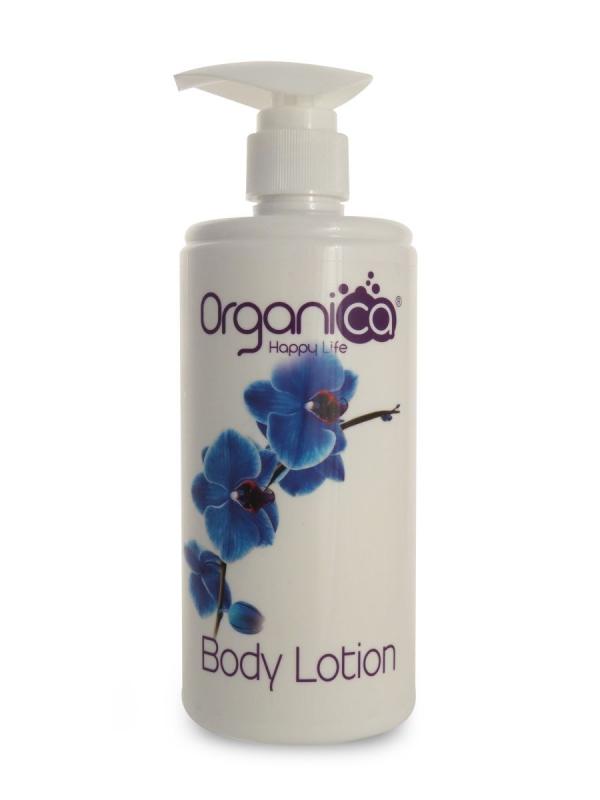 קרם גוף טבעי בריח בושם תמרים לונדר אורגניקה Organica