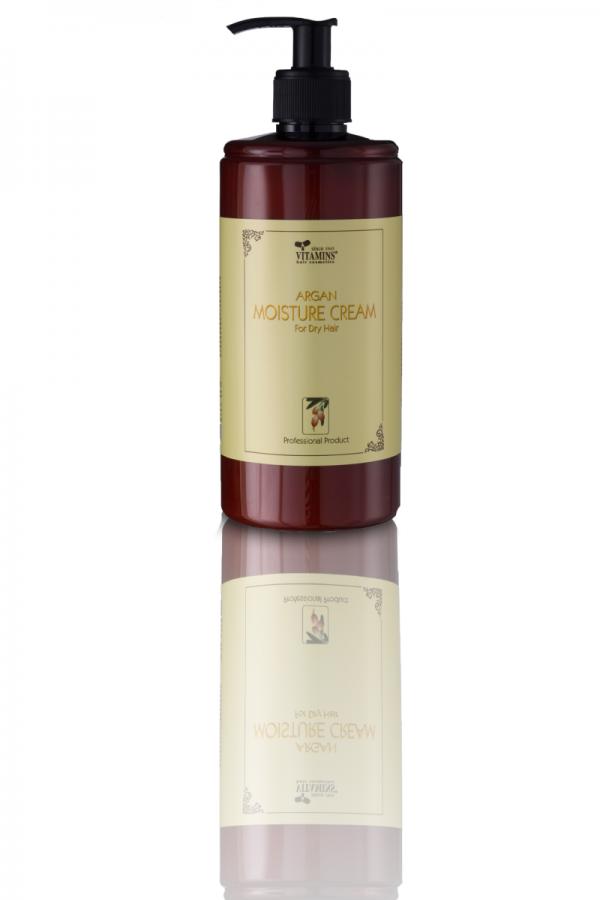 קרם לחות לשיער יבש ארגן Argan Oil Hair moisturizer Cream