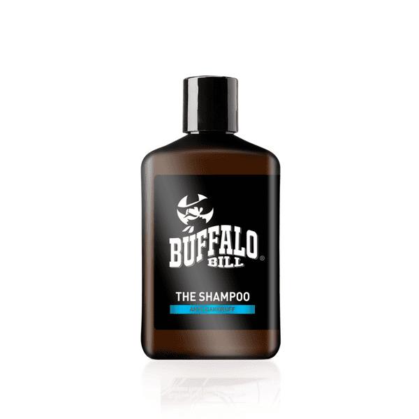 שמפו נגד קשקשים – באפלו ביל